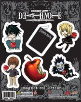 Death Note Sd Art Collection Magnet Pre-Order