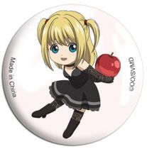 Death Note - Sd Misa Button 1.25'' TBD