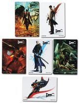 Devil May Cry - Devil May Cry Foil Sticker RETIRED