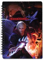 Devil May Cry Devil May Cry Spiral Notebook RETIRED