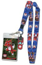 Digimon - Mikey And Shoutmon Lanyard RETIRED
