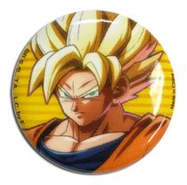 Dragon Ball Fighterz - Goku Button 1.25'' Pre-Order