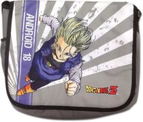 Dragon Ball Z - Android 18 Messenger Bag Pre-Order
