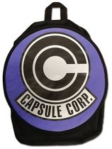 Dragon Ball Z - Capsule Corp. Hooded Backpack Pre-Order