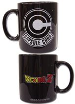 Dragon Ball Z Capsule Corp Mug RETIRED