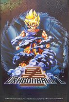 Dragon Ball Z Foil Poster RETIRED
