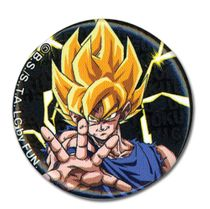 Dragon Ball Z Goku 1.25: Button RETIRED