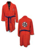 Dragon Ball Z Goku Bath Robe (Osfm) Pre-Order