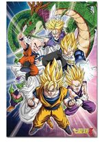 Dragon Ball Z - Group 1000Pcs Puzzle RETIRED