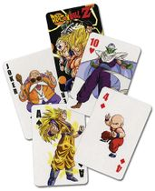 Dragon Ball Z Playing Cards IN STOCK
