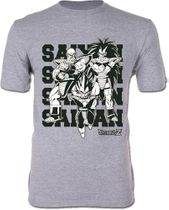 Dragon Ball Z - Saiyan Group 01 Men's T-Shirt XXL Pre-Order
