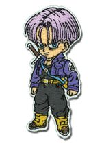Dragon Ball Z Sd Trunks Patch RETIRED