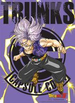 Dragon Ball Z Trunks Wallscroll Pre-Order