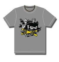 Durarara!! Shizuo And Simon T-Shirt M Pre-Order