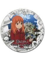 Eden Of The East Morimi Button RETIRED