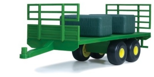 JD Flatbed Trailer 1:16 Scale