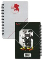 Evangelion Nerv Notebook RETIRED