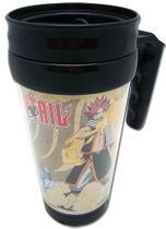 Fairy Tail Crew Tumbler With Handle RETIRED