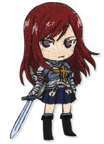 Fairy Tail Erza Patch RETIRED