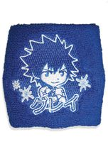 Fairy Tail Gray Wristband Pre-Order