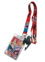 Fairy Tail Group Lanyard RETIRED