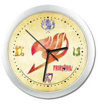 Fairy Tail Guilds Wall Clock Pre-Order