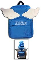 Fairy Tail - Happy Hooded Backpack Pre-Order