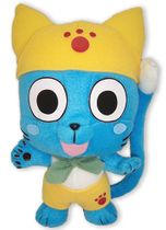 Fairy Tail Happy In Yellow Plush Pre-Order