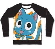 Fairy Tail - Happy Long Sleeve Shirt L Pre-Order
