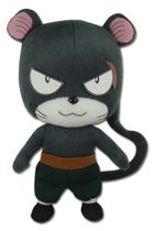 Fairy Tail - Lily Plush Pre-Order