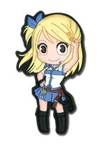 Fairy Tail Lucy Sd Pvc Magnet Back Order