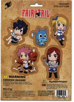 Fairy Tail Magnet Collection RETIRED