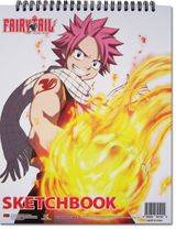 Fairy Tail Sketchbook RETIRED