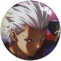 Fate/Stay Night - Archer Button 1.25'' Pre-Order