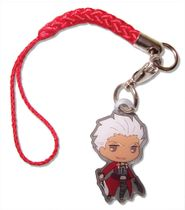 Fate/Stay Night - Archer Sd Cellphone Charm Pre-Order