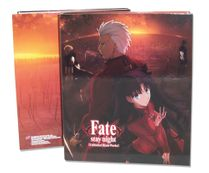 Fate/Stay Night - Rin & Archer Binder Pre-Order