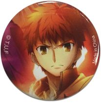 Fate/Stay Night - Shirou Button 1.25'' Pre-Order