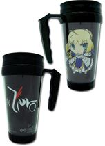 Fate/Zero Saber Tumbler With Handle Pre-Order