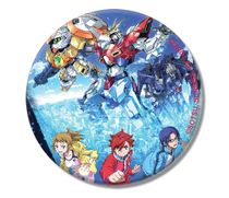 Gundam Build Fighters Try - Group Button 1.25'' Pre-Order