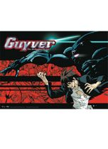 Guyver Fighting Stance Wall Scroll Pre-Order