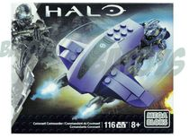 Halo Mega Bloks 2015 Covenant Commander [Jul 'Mdama & Ghost]