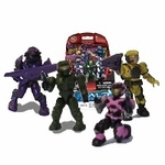 Halo Mystery Packs & Minifigures