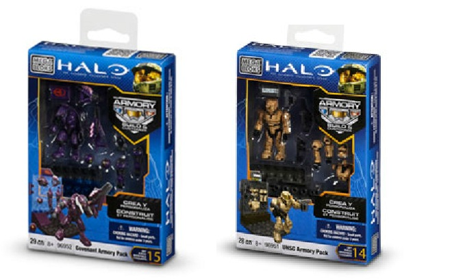 Mega Bloks Halo Covenant Armory Pack