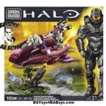 Building Block Box Sets Mega Bloks Halo