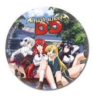 High School Dxd - Girls Group Button 1.25'' Pre-Order