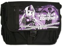 Is This A Zombie - Eu Purple Messenger Bag Pre-Order