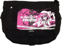 Is This A Zombie - Haruna Pink Messenger Bag Pre-Order