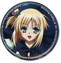 "Is This A Zombie Tomonori 1.25"" Button Pre-Order"