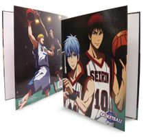 Kuroko's Basketball - Group Binder Pre-Order