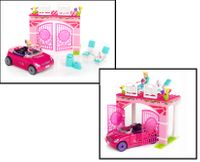 Mega Bloks Barbie Build 'n Style Convertible
